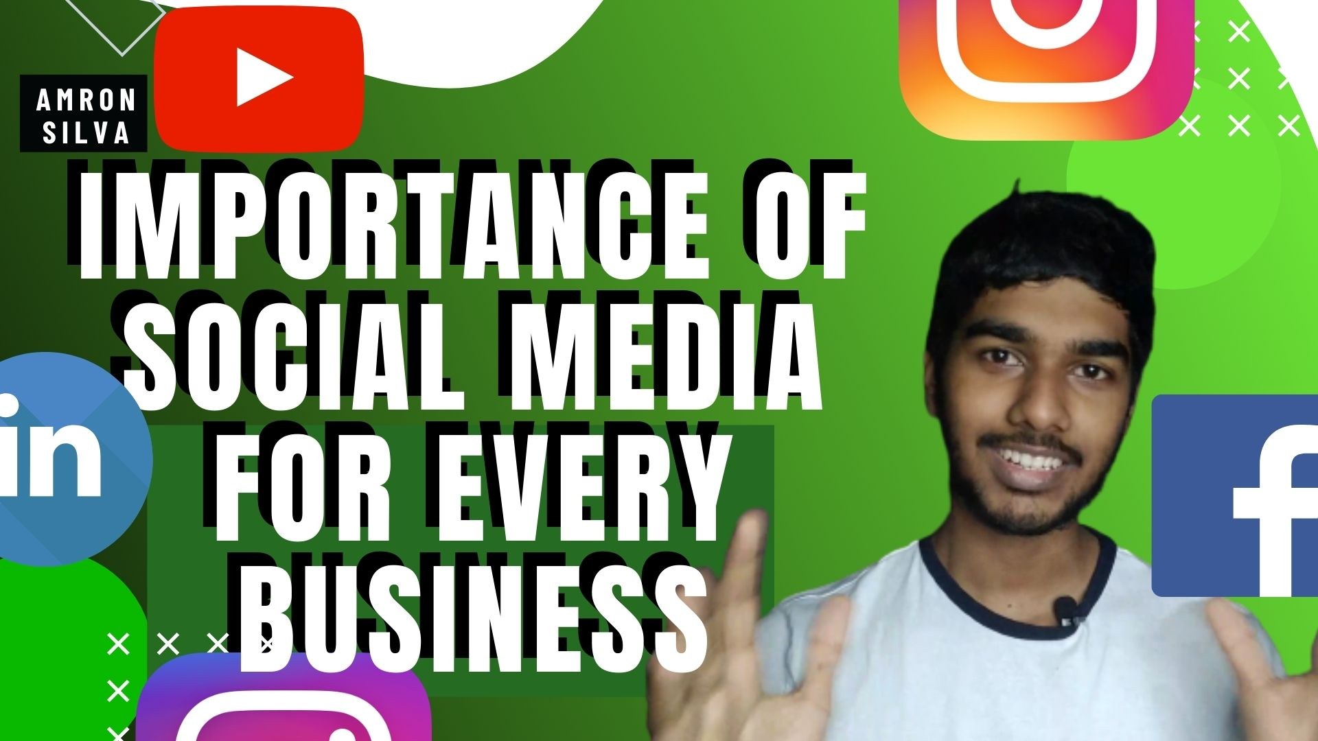 importance of social media for business